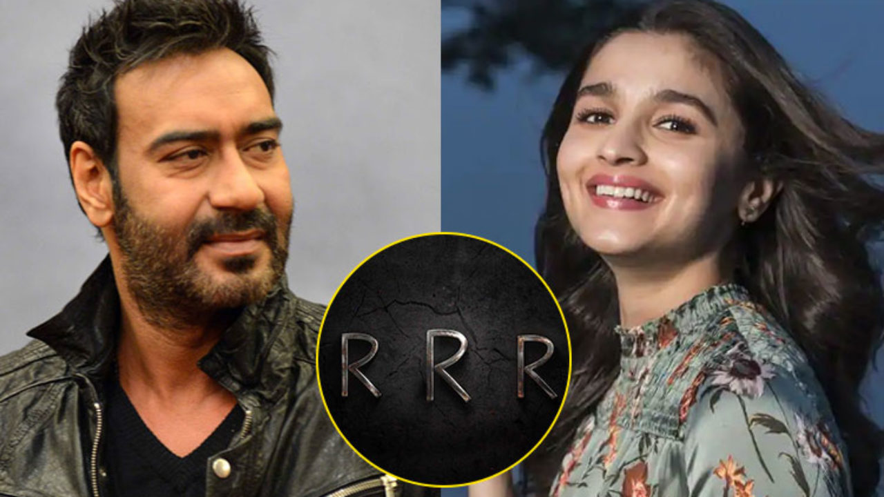 Image result for alia bhatt with rajamouli pic