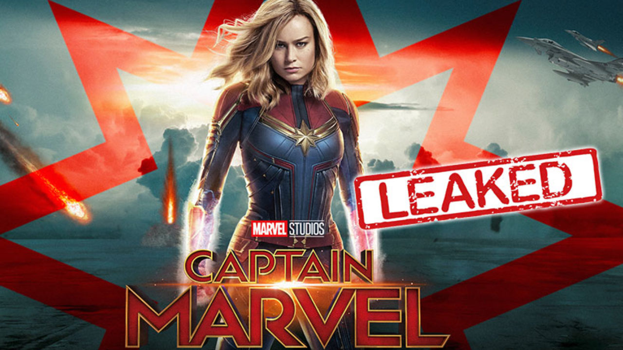 captain marvel full hd movie leaked online to download