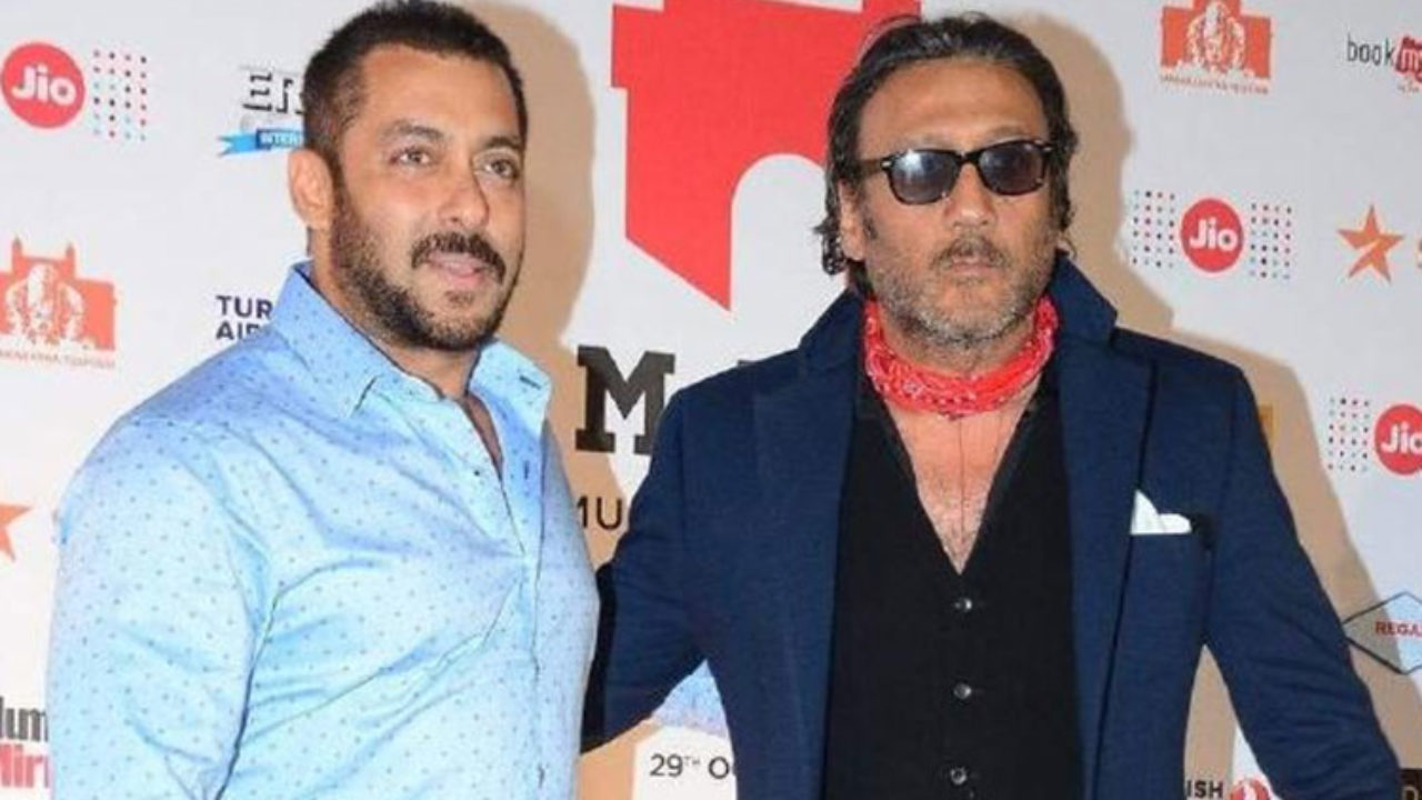 Jackie Shroff Has THIS To Say On Playing Salman Khan's father in Bharat