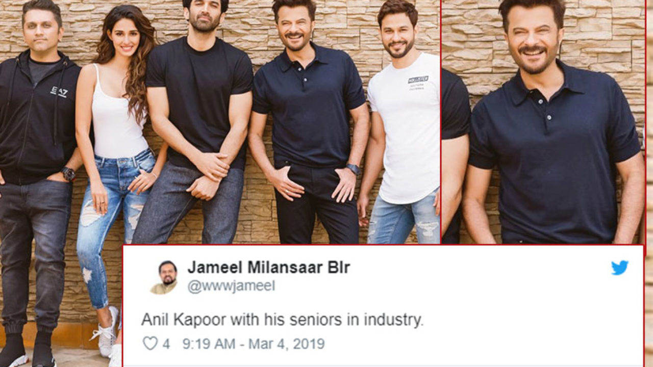 Anil Kapoor Gives Epic Reply To All The Memes Doing Rounds About His Age Details Inside