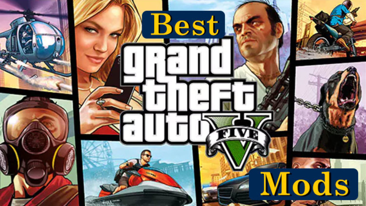 9 Best Grand Theft Auto V mods: How To Download, Install GTA 5 Mods