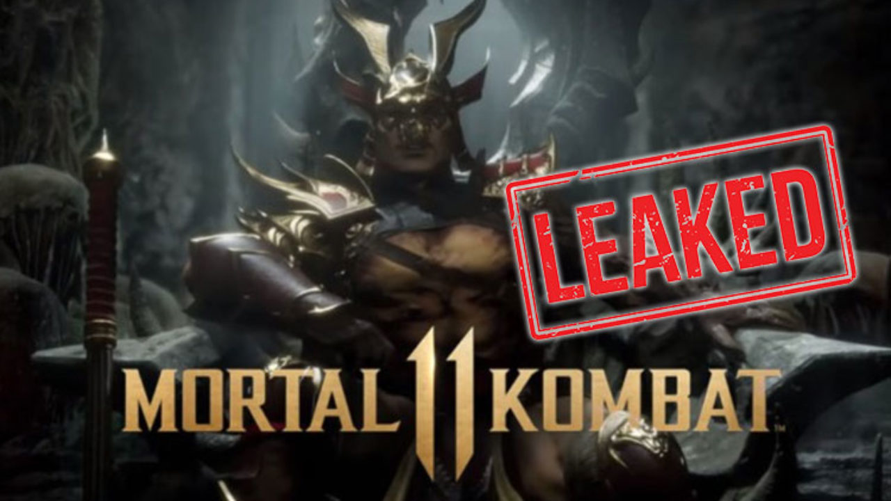 All Mortal Kombat 11 Dlc Characters Leaked From Nintendo Switch