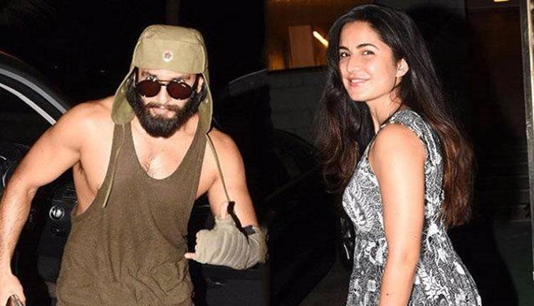 Image result for Ranveer Singh-Katrina Kaif