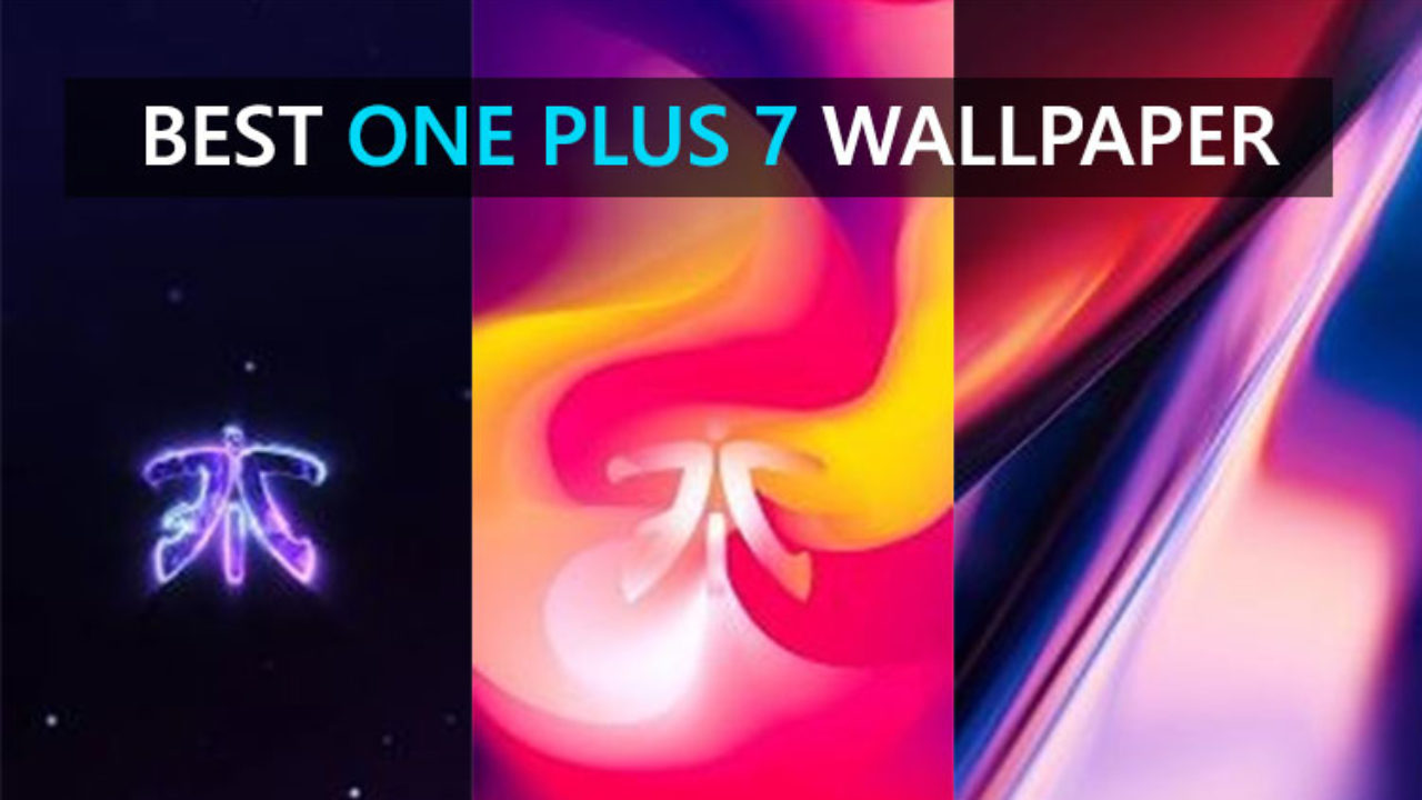 Download Oneplus 7 Oneplus 7 Pro Wallpaper Live Wallpapers For Free