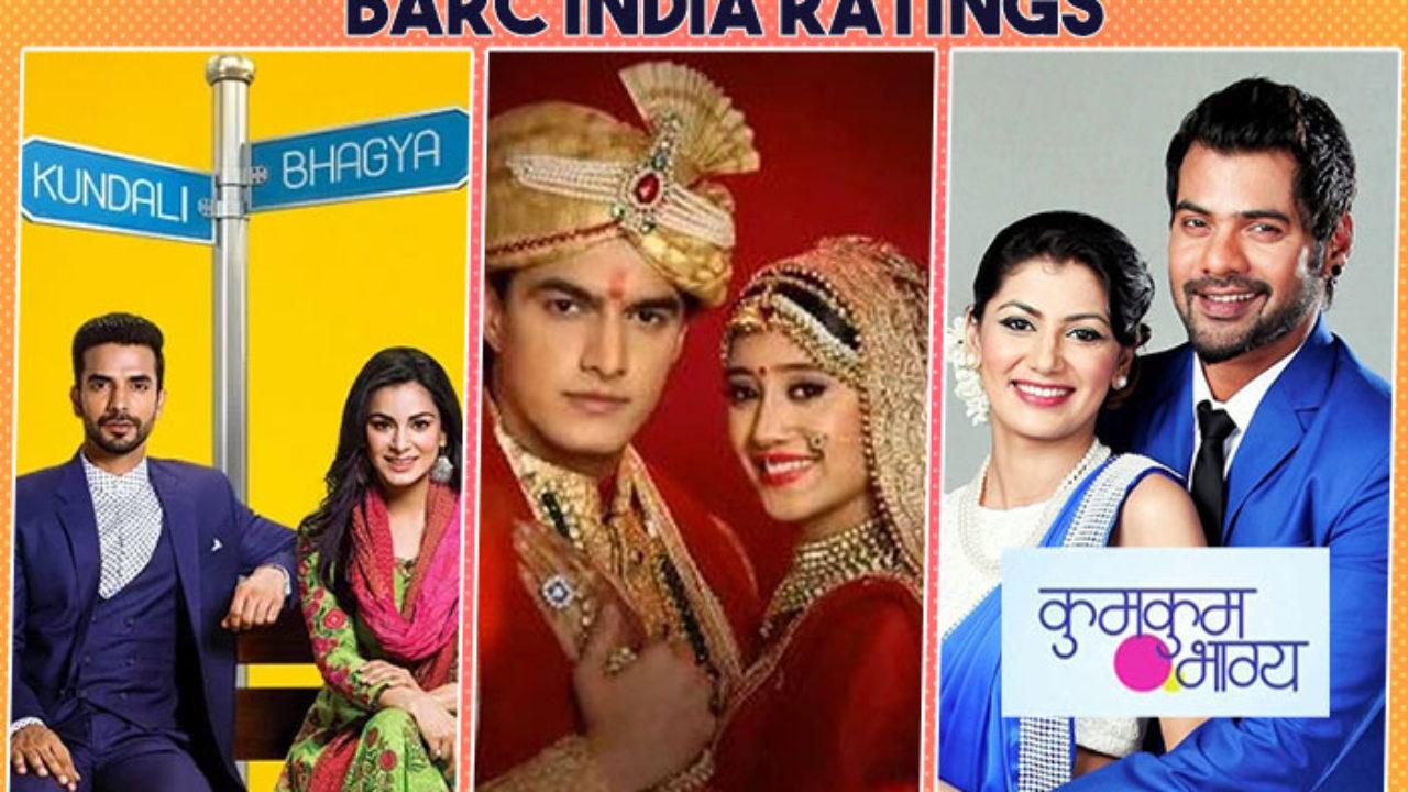 Latest Hindi Serials BARC TRP Ratings: Yeh Rishta Kya Kehlata Hai