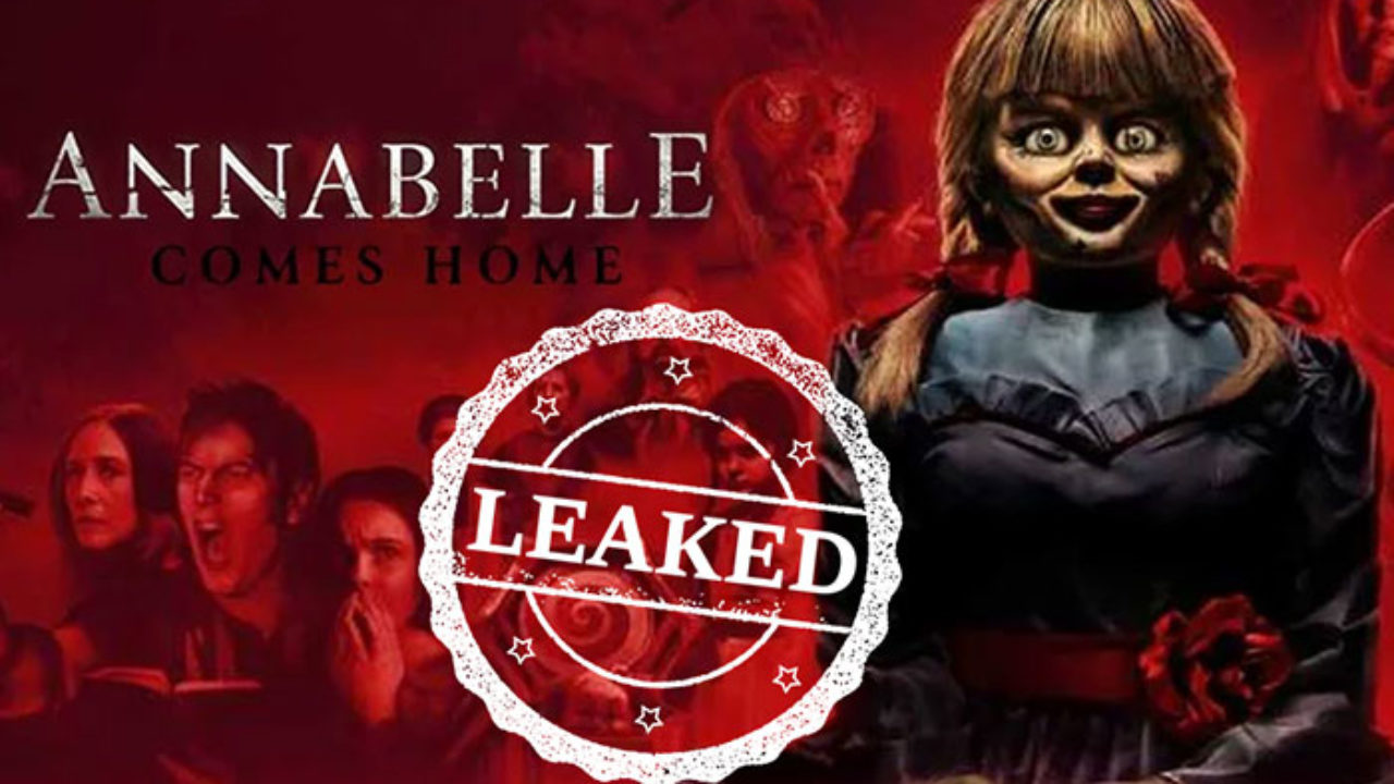 Tamilrockers 2019 Annabelle Comes Home Full Movie Leaked Online To Download