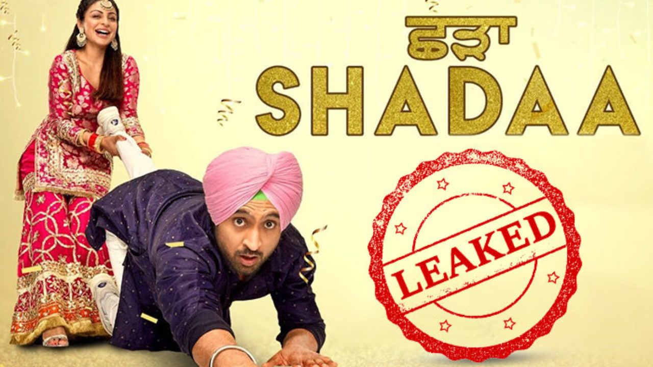 Shadaa Punjabi Full Movie Leaked Online in HD Quality To