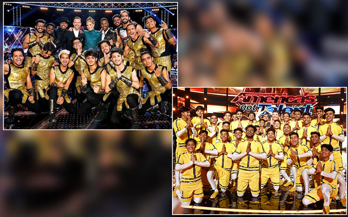 Mumbai Dance Group Gets Golden Buzzer On American S Got Talent