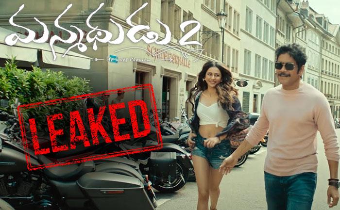 Tamilrockers 2019: Manmadhudu 2 Telugu Full Movie Leaked Online to Download