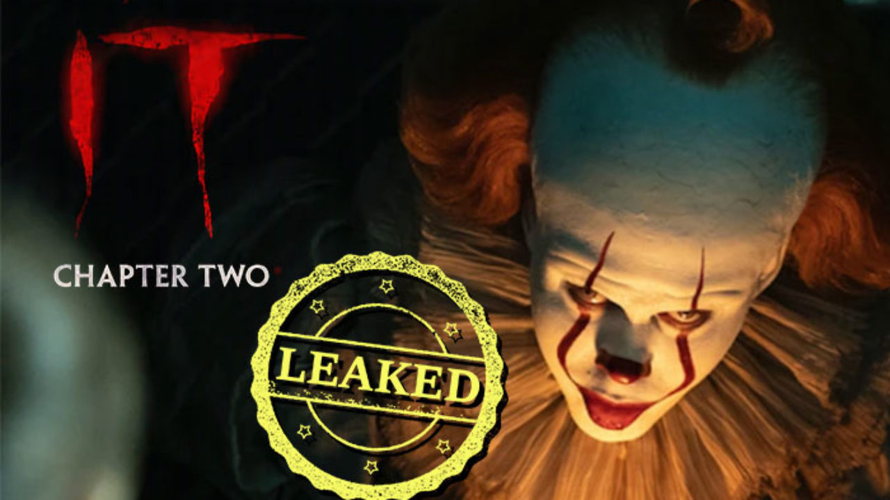 IT Chapter 2 full HD movie leaked online to download by Tamilrockers 2019