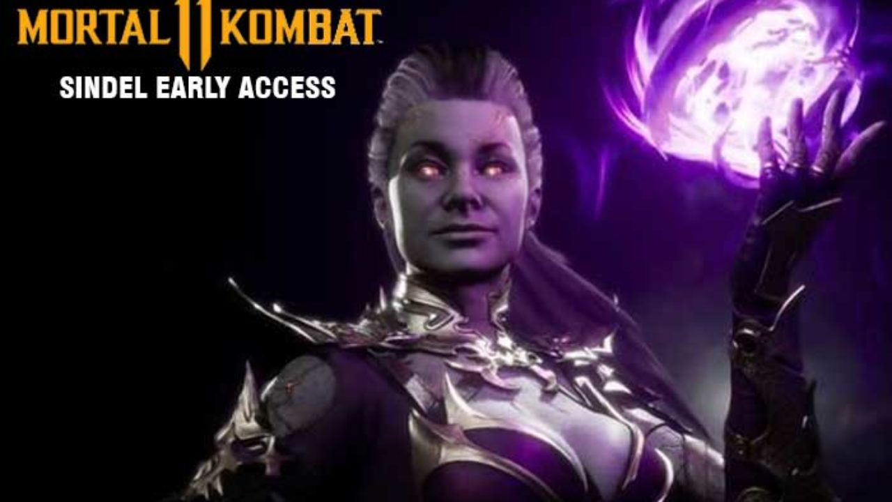 Mortal Kombat 11 Character Sindel Gets Early Access To Main Roster