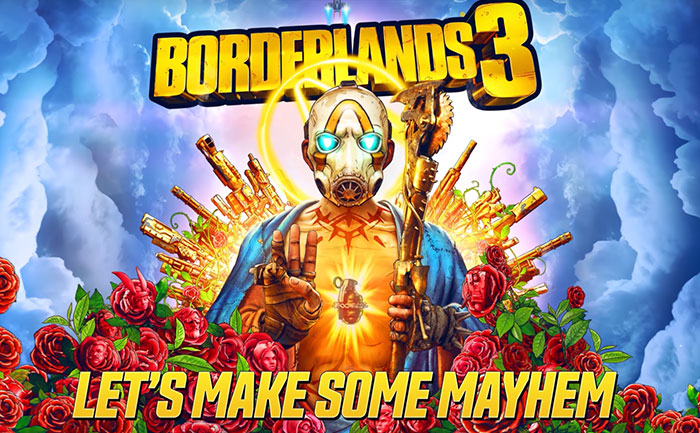Borderlands 3 Gets New Gameplay Footage For Upcoming Dlc