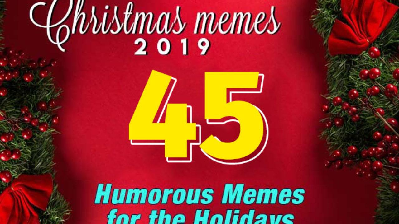 funny & best Christmas memes