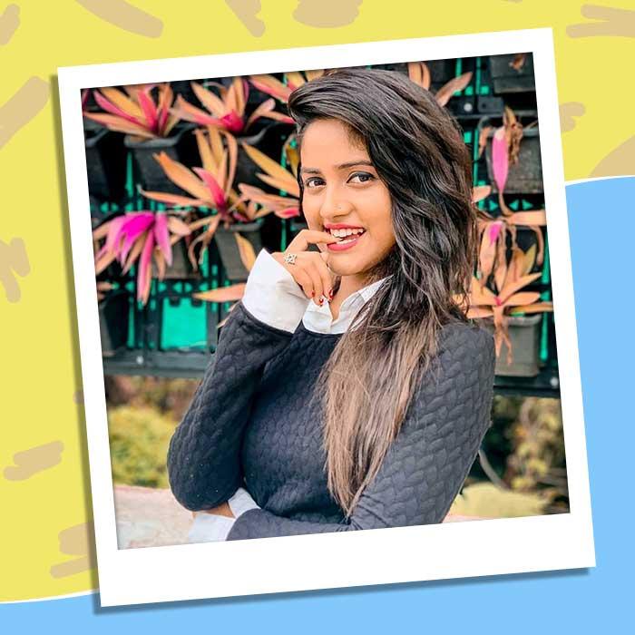 Nisha Guragain's smile is killing: