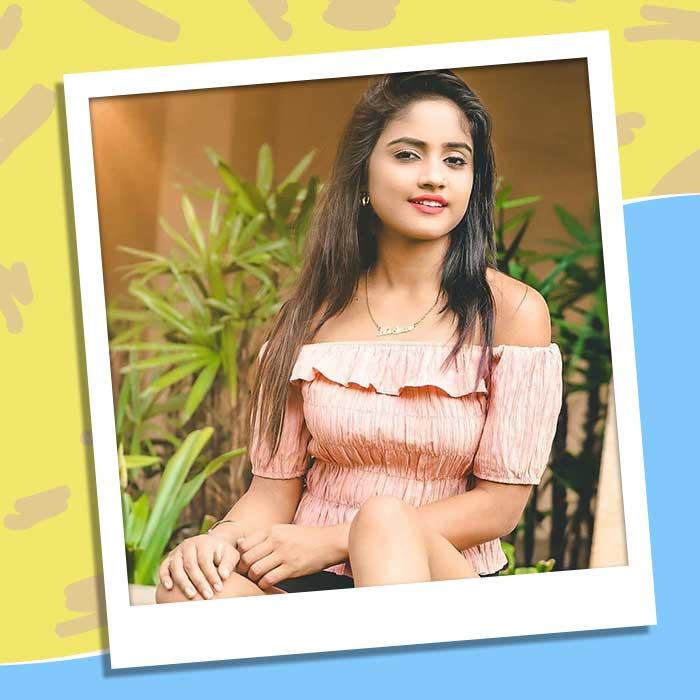 Nisha Guragain looks beautiful in Pink:
