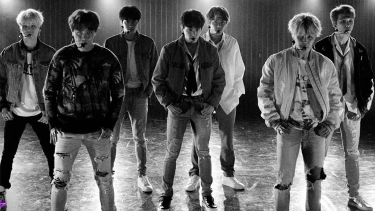 Bts Shares Behind The Scenes Photos Of Black Swan Rehearsal See Pics