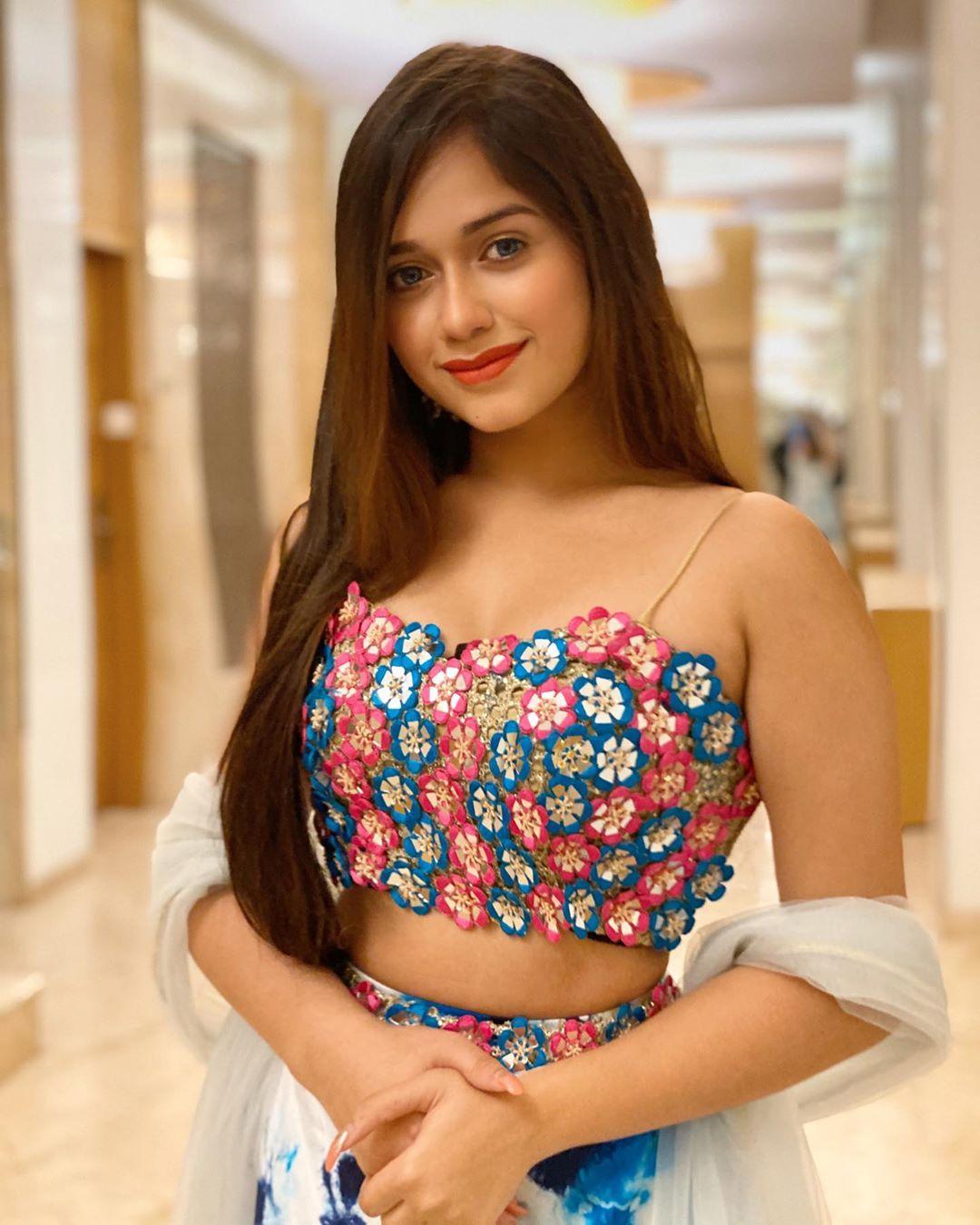 Jannat Zubair TV Debut