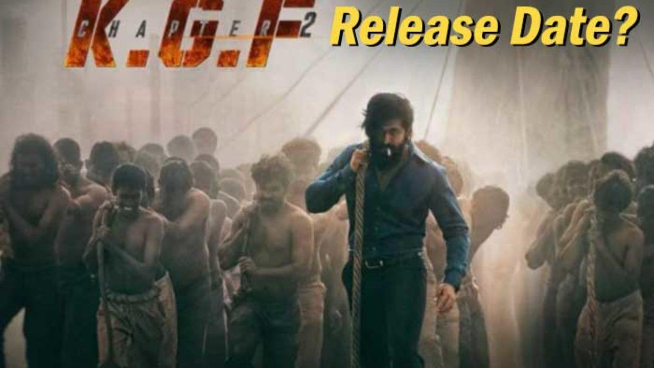 Yash & Sanjay Dutt starrer KGF Chapter 2 to release on Dussehra?