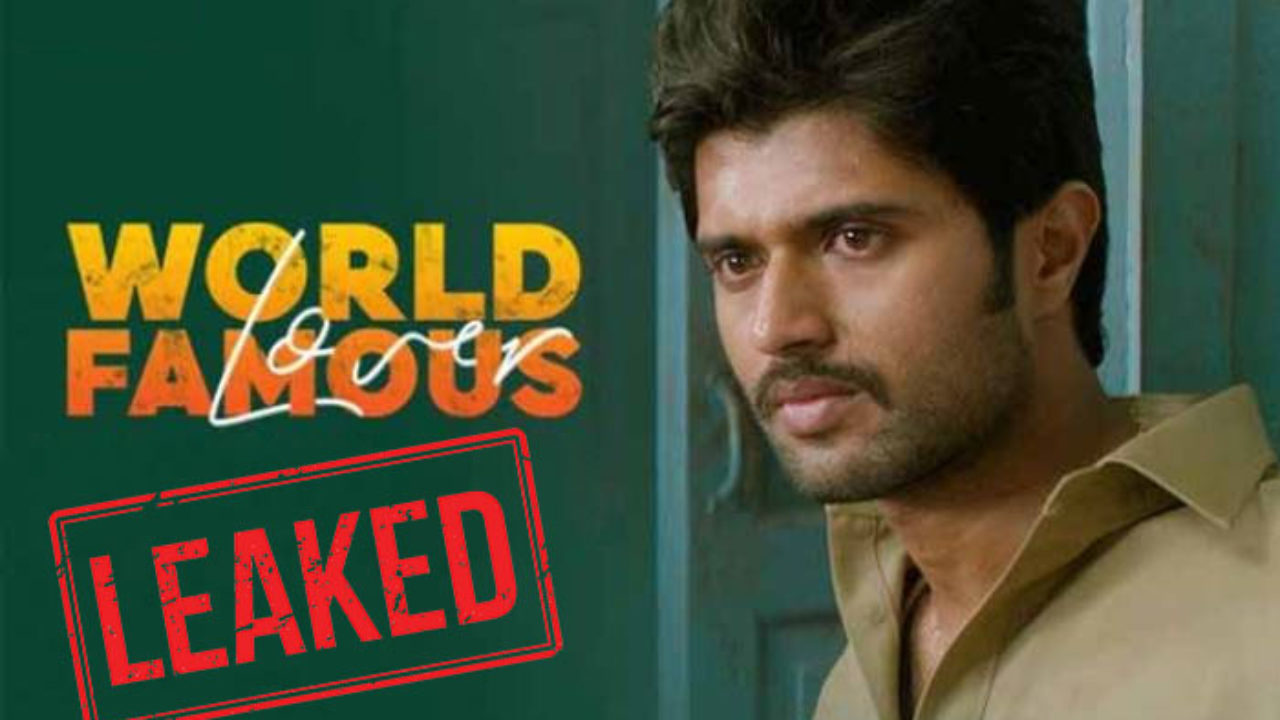 World Famous Lover Full Hd Movie Leaked Online To Download By Tamilrockers Filmywap