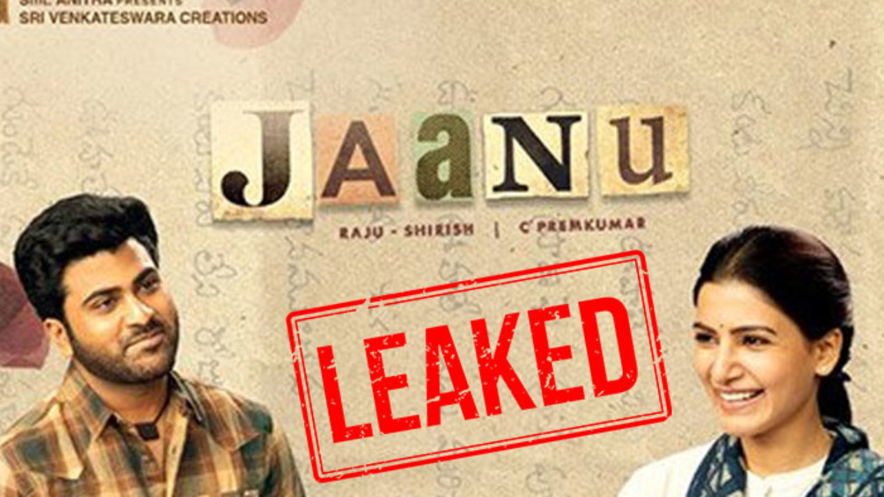 Jaanu Telugu Hd Movie Leaked Online To Download By Tamilrockers Movierulz