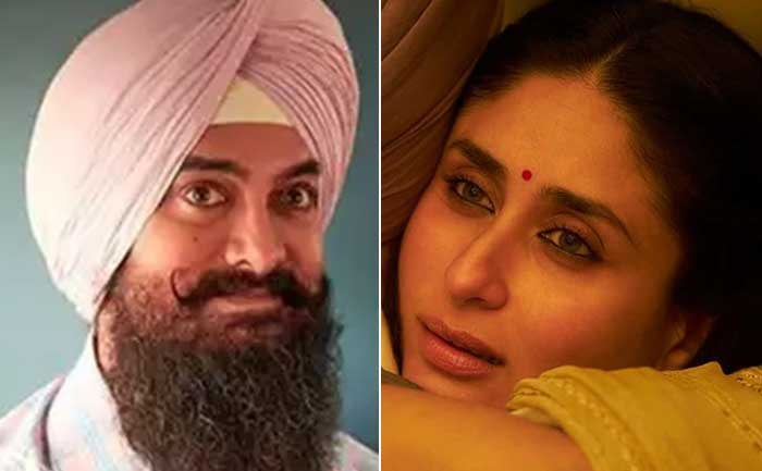 Laal Singh Chaddha: Aamir-Kareena shoot for a romantic number