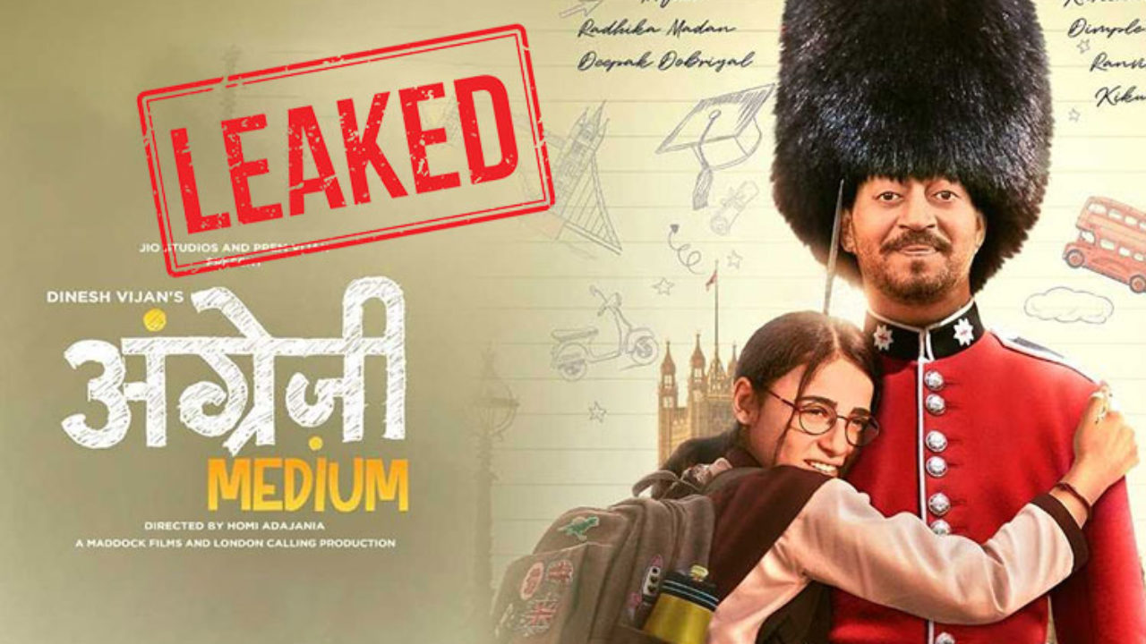 Angrezi Medium Full Hd Movie Download Leaked By Tamilrockers Movierulz