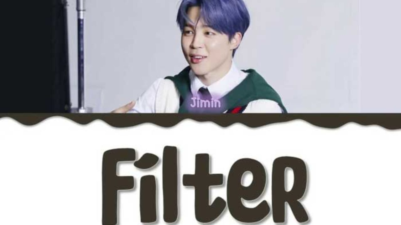 Bts Jimin S Filter Becomes The Most Streamed Korean Solo On Youtube Music