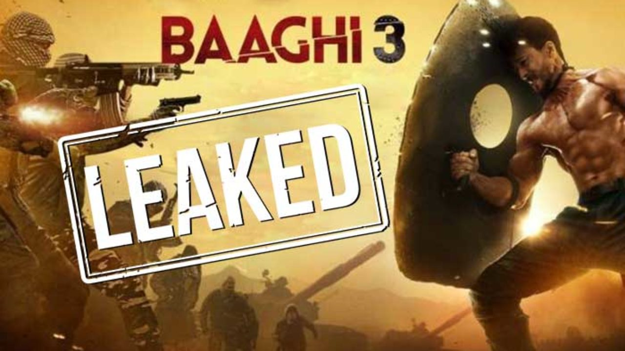 Baaghi 3 Full Hd Movie Download Leaked By Tamilrockers Movierulz