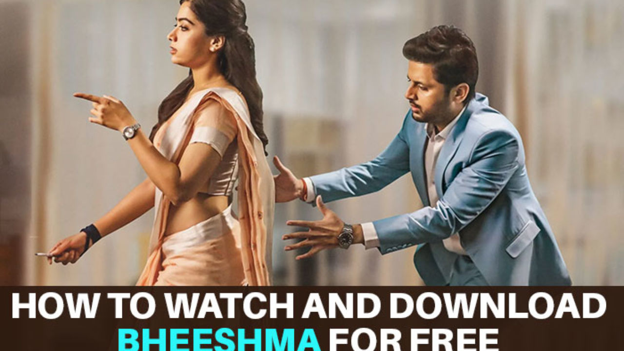 Bheeshma Streaming On Netflix How To Watch Online Download Bheeshma In Hd