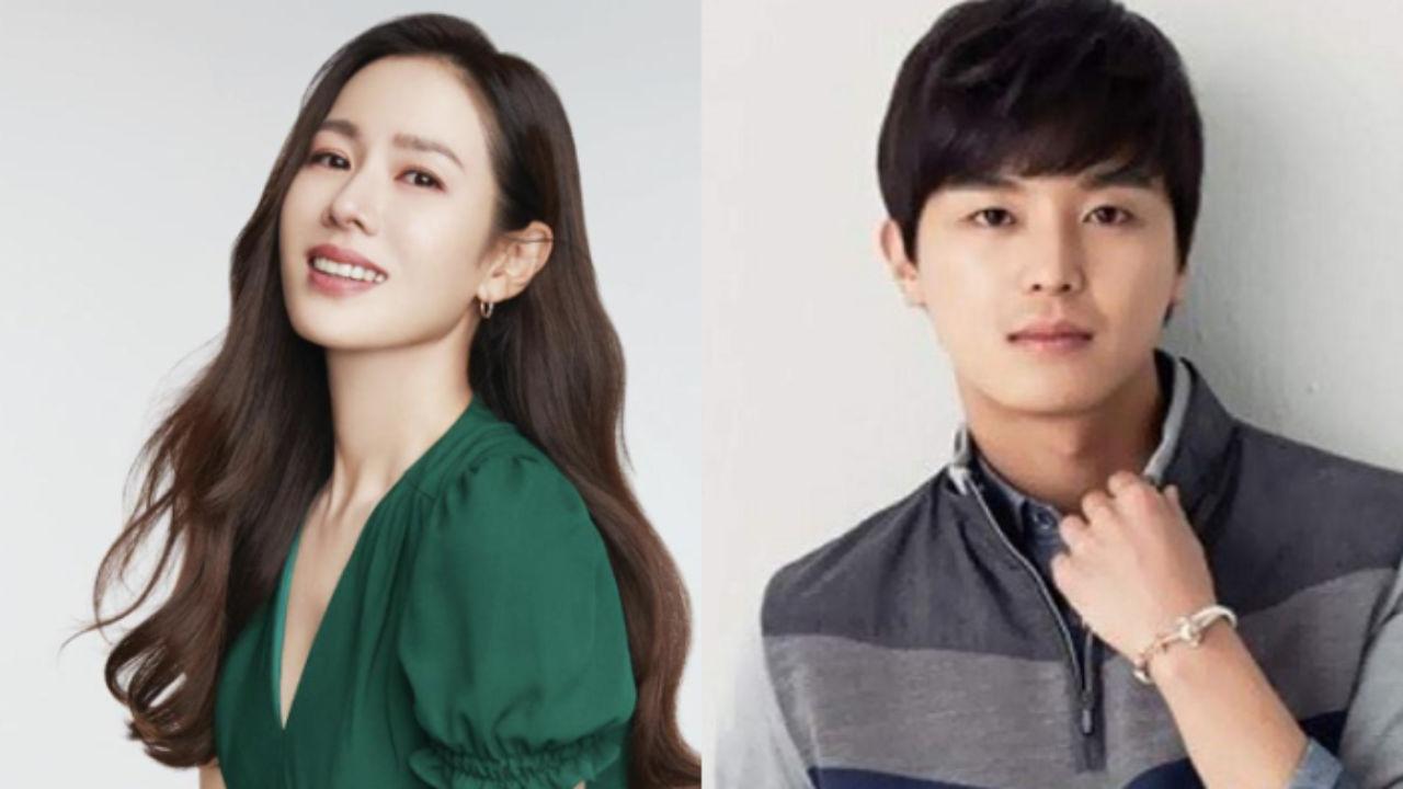 Woo wife yeon jin Lee Sang